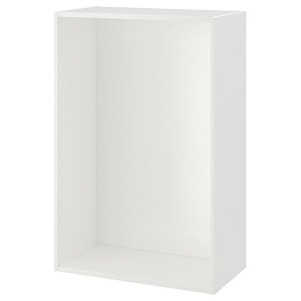 PLATSA Korpus, weiß, 80x40x120 cm