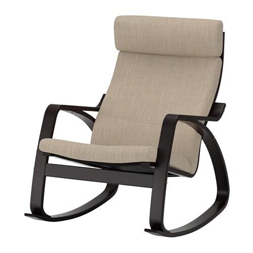 po ng schaukelstuhl hillared beige ikea. Black Bedroom Furniture Sets. Home Design Ideas