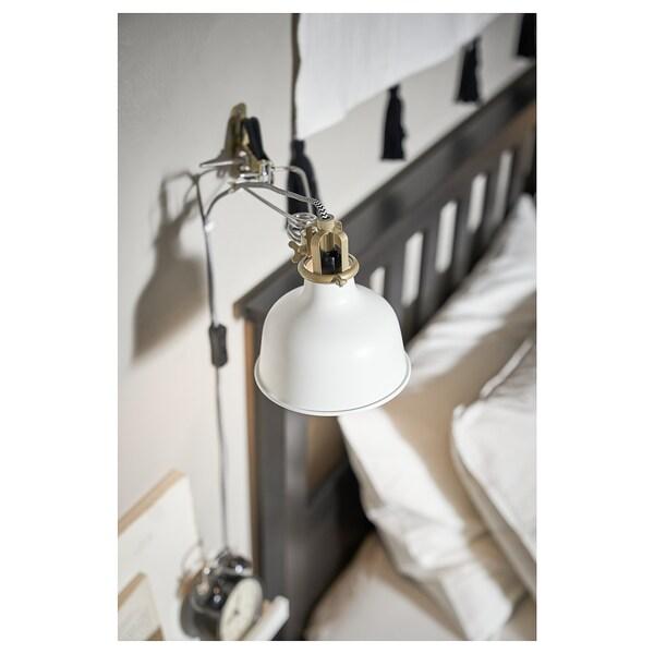 RANARP Wand-/Klemmspot elfenbeinweiß 7 W 14 cm 34 cm 12 cm 14 cm 350.0 cm