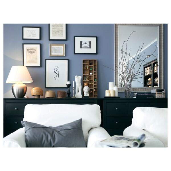 RIBBA Rahmen, schwarz, 30x40 cm