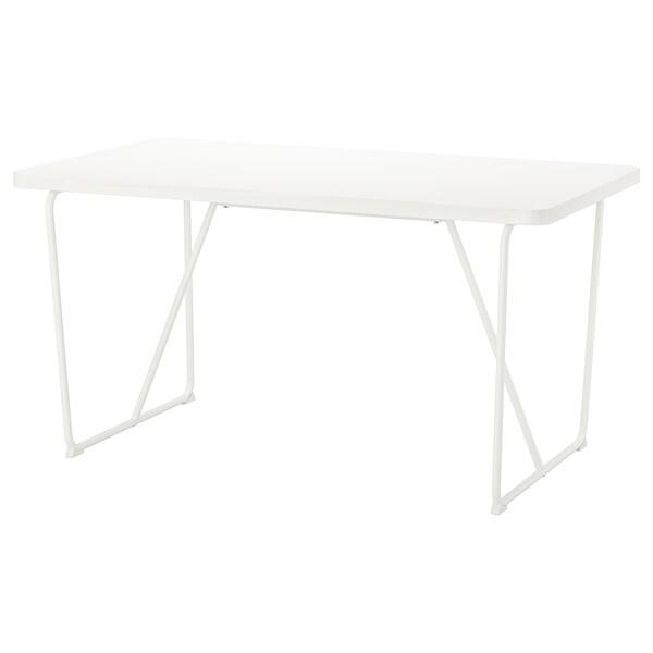 RYDEBÄCK Tisch weiß/Backaryd weiß 150 cm 78 cm 75 cm