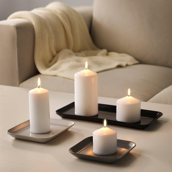 SINNESRO Kerzenschale 3er-Set