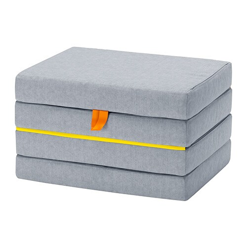 sl kt sitzkissen matratze faltbar ikea. Black Bedroom Furniture Sets. Home Design Ideas