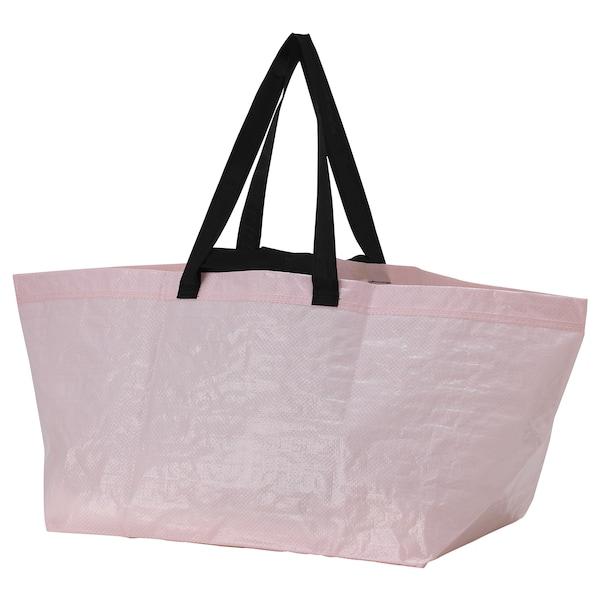 SLUKIS Tasche groß, blassrosa, 71 l
