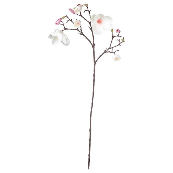 SMYCKA Kunstblume Magnolie/rosa 110 cm