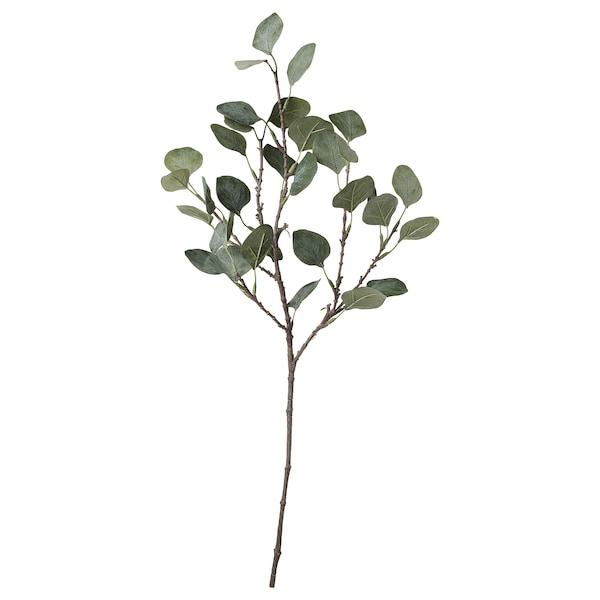 SMYCKA Kunstblatt Eukalyptus/grün 65 cm