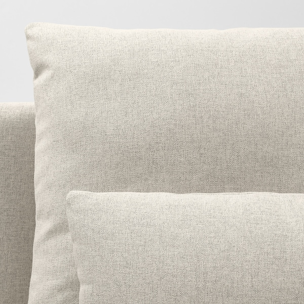 SÖDERHAMN 3er-Sofa, Gunnared beige