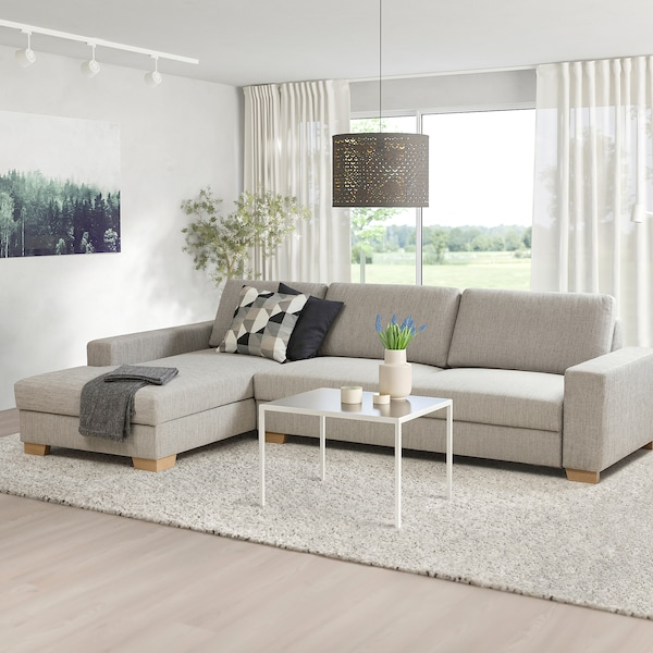 SÖRVALLEN 4er-Sofa