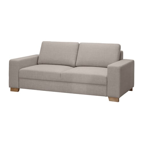 S rvallen 2er sofa ten hellgrau ikea for Couch von ikea