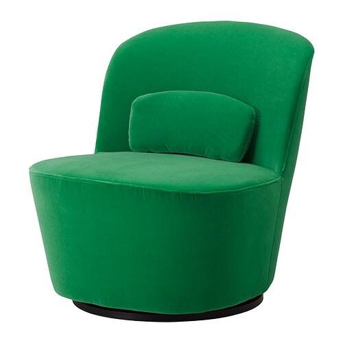 stockholm drehsessel sandbacka gr n ikea. Black Bedroom Furniture Sets. Home Design Ideas