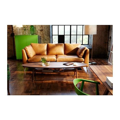 STOCKHOLM 3er Sofa   Seglora Naturfarben   IKEA
