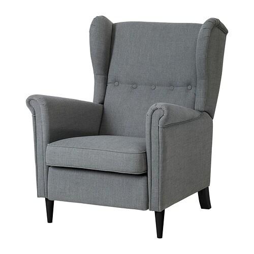strandmon ruhesessel ikea. Black Bedroom Furniture Sets. Home Design Ideas