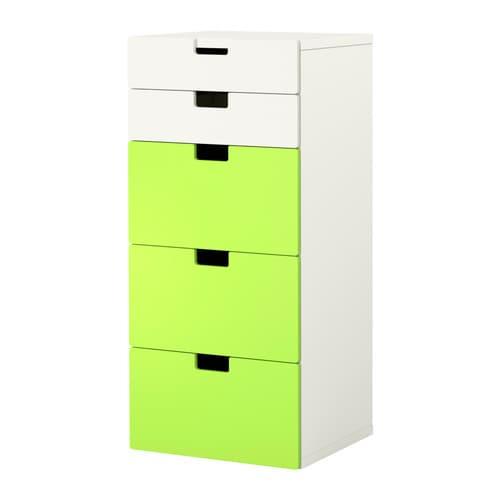 Ikea Eckschrank Tür Zusammenbauen ~ STUVA Aufbewahrung mit Schubladen Auf Kindergröße abgestimmt, damit