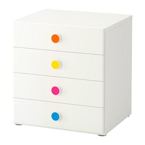 Ikea Eckschrank Tür Zusammenbauen ~ STUVA  FÖLJA Aufbewahrung mit Schubladen Die Aufkleber lassen sich