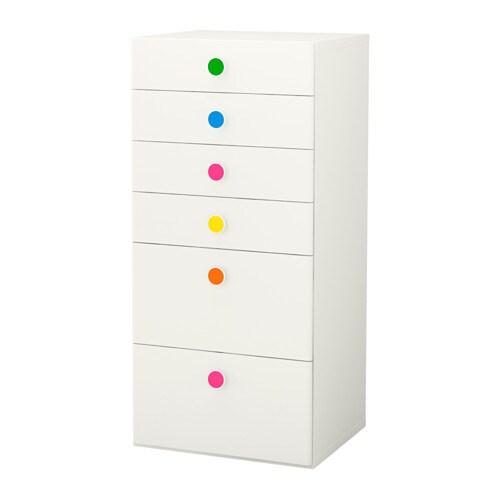 Ikea Eckschrank Tür Zusammenbauen ~ STUVA  FÖLJA Aufbewahrung mit Schubladen Man kann sogar mit Kreide
