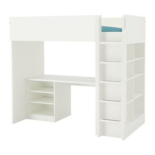 Hochbett Mit Schreibtisch Ikea