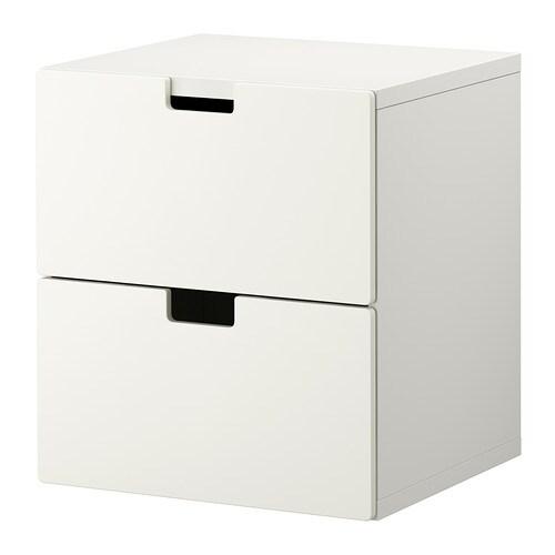 STUVA Kommode mit 2 Schubladen Auf Kindergröße abgestimmt, damit die ...