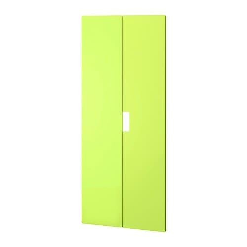 Ikea Eckschrank Tür Zusammenbauen ~ STUVA MÅLAD Tür Türen und Schubladen wirken dekorativ und sorgen