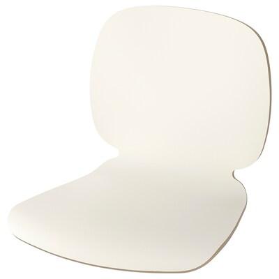 SVENBERTIL Sitzschale, weiß