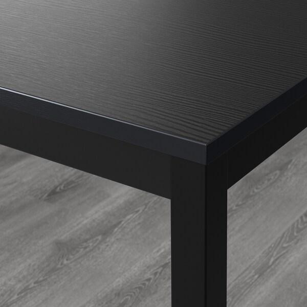 TÄRENDÖ Tisch schwarz 110 cm 67 cm 74 cm