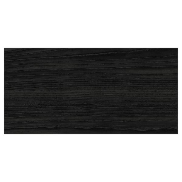 TINGSRYD Schubladenfront Holzeffekt schwarz 39.7 cm 20 cm 40 cm 19.7 cm 1.6 cm