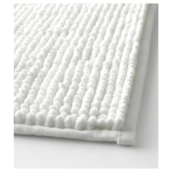 TOFTBO Badematte, weiß, 60x120 cm