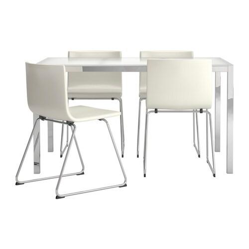 torsby bernhard tisch und 4 st hle ikea. Black Bedroom Furniture Sets. Home Design Ideas