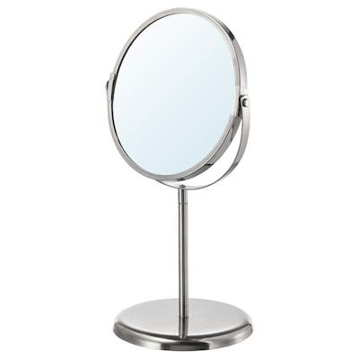 TRENSUM Spiegel Edelstahl 33 cm 17 cm