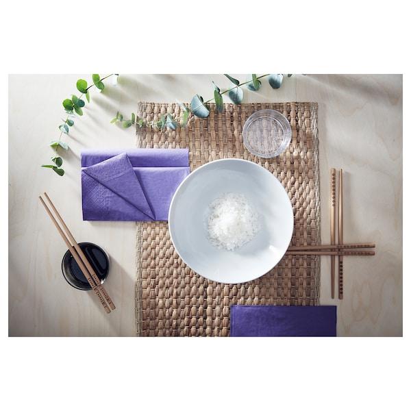 UNDERLAG Tischset, Wasserhyazinthe/naturfarben, 35x45 cm