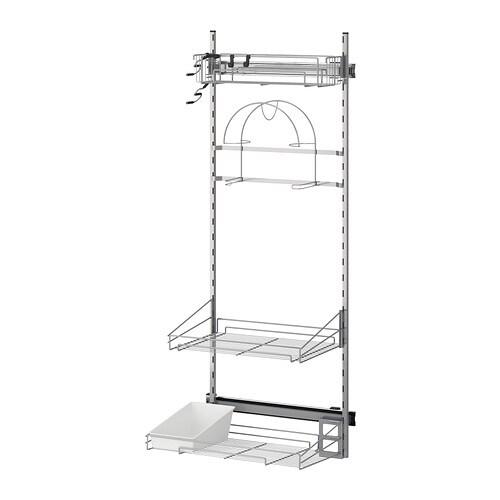 Utrusta putzschrankeinrichtung ikea for Küchensysteme schrankeinrichtung ausziehbar