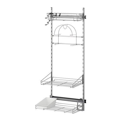 kuchenschranke ikea korpus : IKEA - Putzschrankeinrichtung, 140 cm, K?chenschr?nke, UTRUSTA