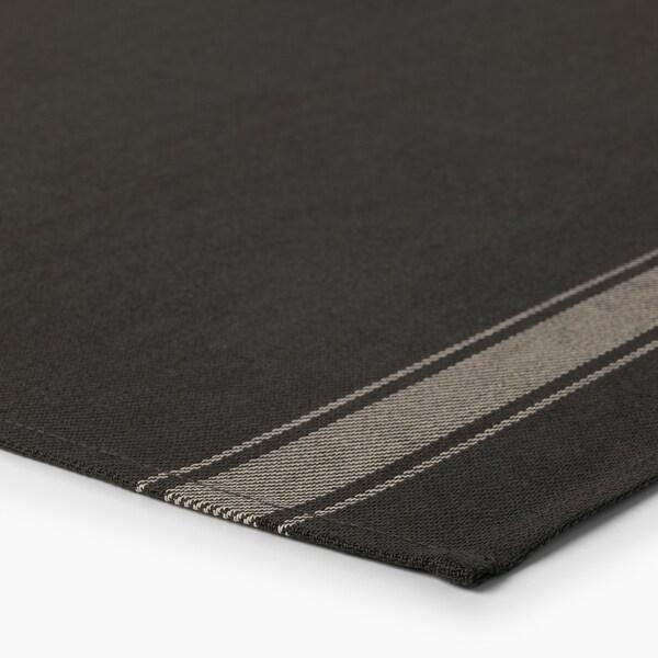 VARDAGEN Geschirrtuch schwarz 70 cm 50 cm 2 Stück