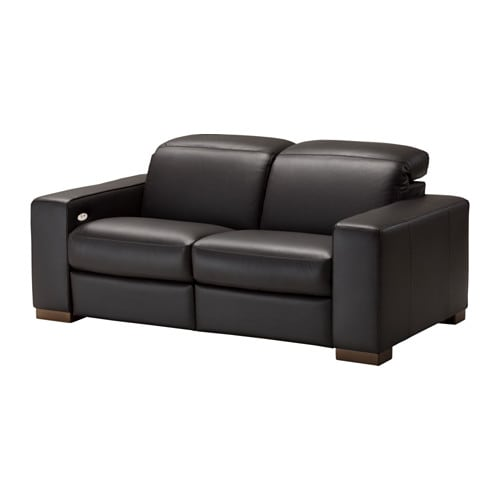 varshult 2er sofa sitz r cken verstellbar mjuk kimstad schwarz ikea. Black Bedroom Furniture Sets. Home Design Ideas