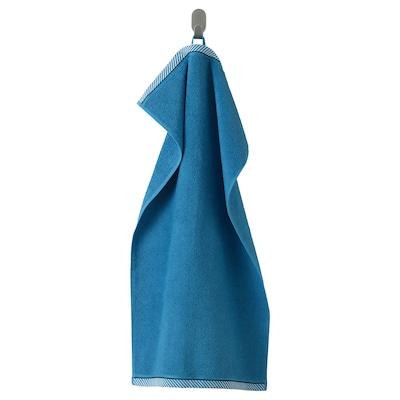 VIKFJÄRD Handtuch blau 70 cm 40 cm 0.28 m² 475 g/m²