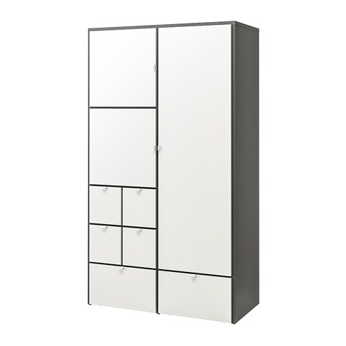 ikea schrank mit schubladen wohn design. Black Bedroom Furniture Sets. Home Design Ideas