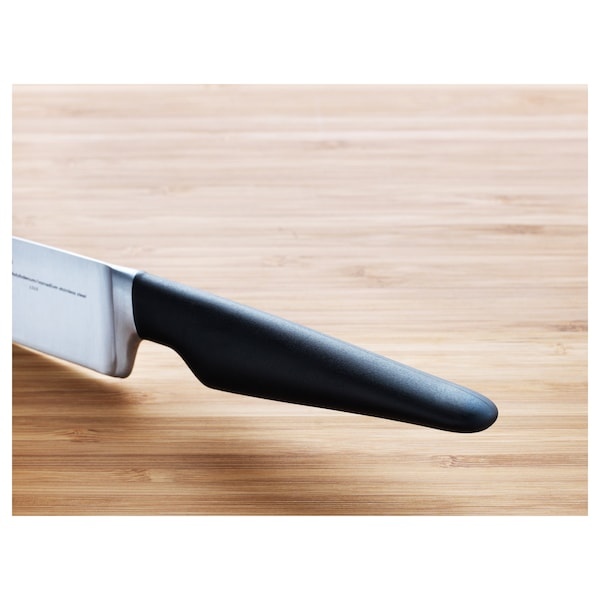 VÖRDA Mehrzweckmesser, schwarz, 14 cm