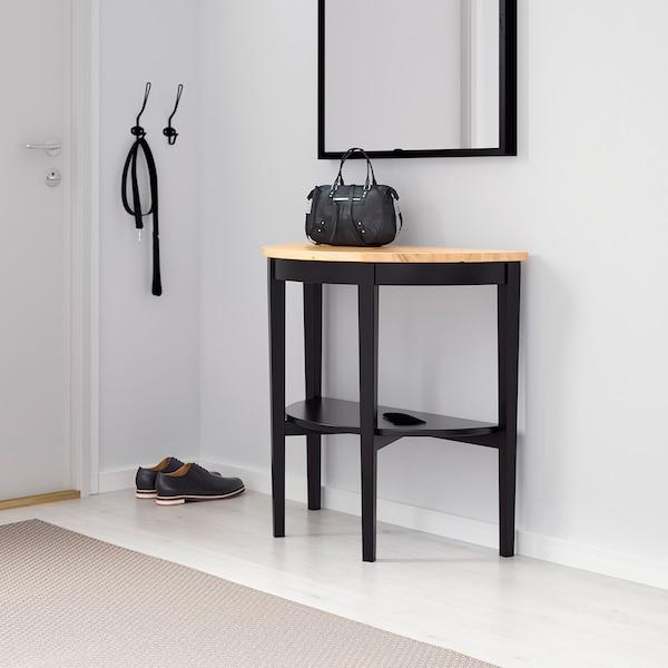 ARKELSTORP window table black 80 cm 40 cm 75 cm