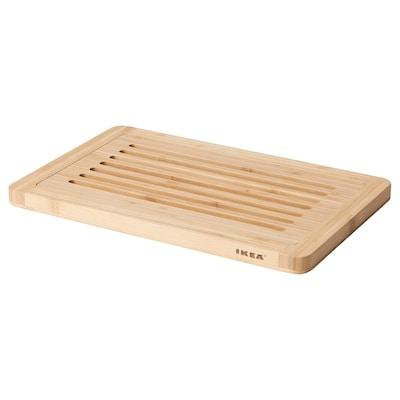 BLANDSALLAD Chopping board, bamboo