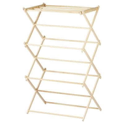BORSTAD Drying rack, 64x40x105 cm
