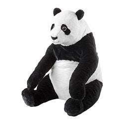 DJUNGELSKOG Soft toy CHF 14.95