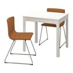 EKEDALEN /  BERNHARD Table and 2 chairs