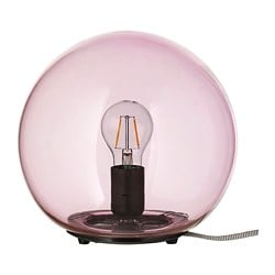 FADO table lamp, pink