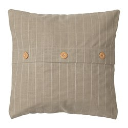 FESTHOLMEN cushion cover, in/outdoor, beige