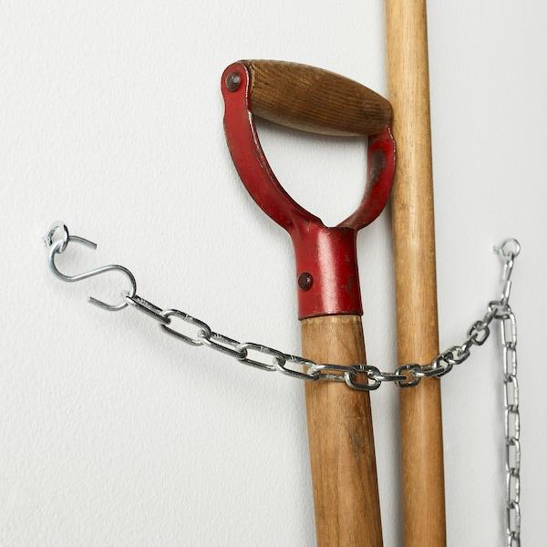 FIXA 102-piece hooks and hanging set