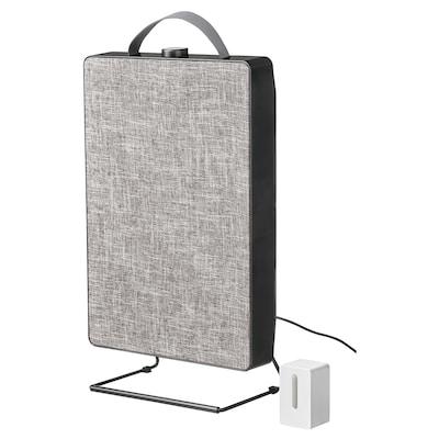 FÖRNUFTIG / VINDRIKTNING Air purifier/air quality sensor, white/black