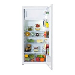 FÖRKYLD Integrated fridge w freezer compart