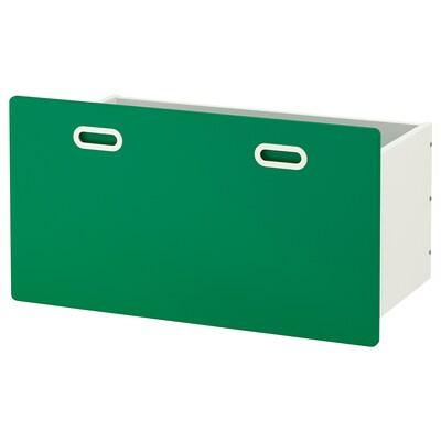 FRITIDS Box, green, 90x49x48 cm