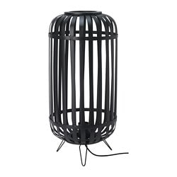 GOTTORP table lamp, black