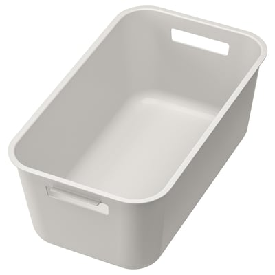 GRUNDVATTNET Washing-up bowl, grey