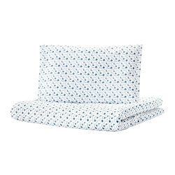GULSPARV Quilt cover/pillowcase for cot CHF 12.95